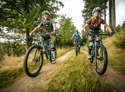 Trailcenter Rabenberg, Vogtland Bike